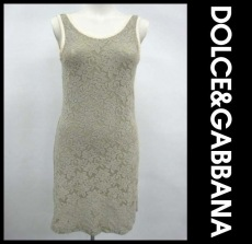 DOLCE&GABBANA(ドルチェアンドガッバーナ)のワンピース