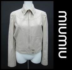 miumiu(ミュウミュウ)のブルゾン