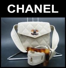 CHANEL(シャネル)のウエストポーチ