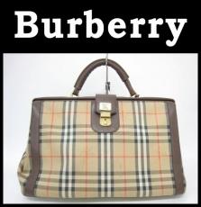 Burberry(バーバリー)のビジネスバッグ