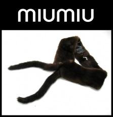 miumiu(ミュウミュウ)のマフラー