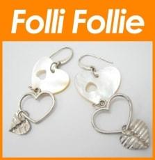 FolliFollie(フォリフォリ)のピアス