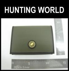 HUNTINGWORLD(ハンティングワールド)の名刺入れ
