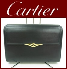 Cartier(カルティエ)/クラッチバッグ
