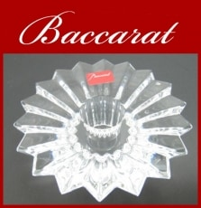 Baccarat(バカラ)の小物