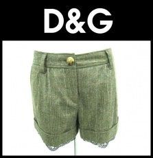 D&G(ディーアンドジー)のパンツ