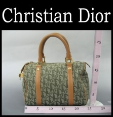 ChristianDior(クリスチャンディオール)のボストンバッグ