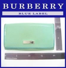BurberryBlueLabel(バーバリーブルーレーベル)の2つ折り財布