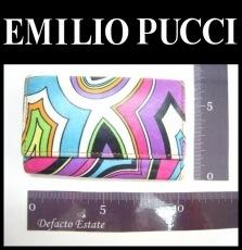 EMILIO PUCCI(エミリオプッチ)のキーケース