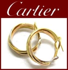 Cartier(カルティエ)のピアス