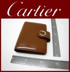 Cartier(カルティエ)の手帳