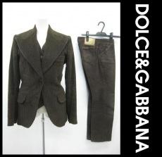 DOLCE&GABBANA(ドルチェアンドガッバーナ)のメンズスーツ