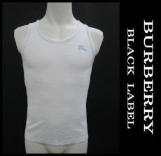 BurberryBlackLabel(バーバリーブラックレーベル)のタンクトップ