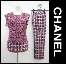 CHANEL(シャネル)のレディースパンツスーツ