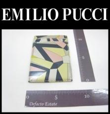 EMILIO PUCCI(エミリオプッチ)のパスケース