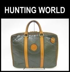 HUNTING WORLD(ハンティングワールド)のビジネスバッグ