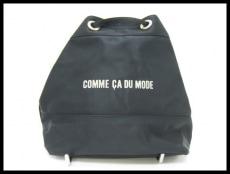 COMME CA DU MODE(コムサデモード)のリュックサック