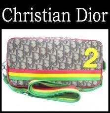 ChristianDior(クリスチャンディオール)のショルダーバッグ