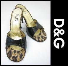 D&G(ディーアンドジー)のサンダル