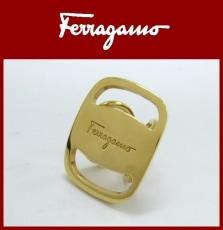 SalvatoreFerragamo(サルバトーレフェラガモ)のスカーフリング