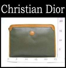 ChristianDior(クリスチャンディオール)/セカンドバッグ