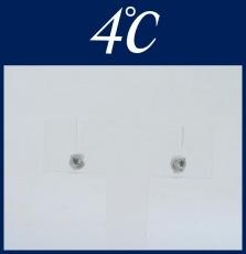 4℃(ヨンドシー)のピアス