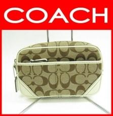 COACH(コーチ)のウエストポーチ