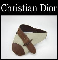 ChristianDior(クリスチャンディオール)のベルト
