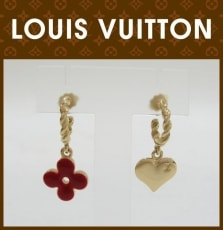 LOUIS VUITTON(ルイヴィトン)のピアス