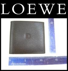 LOEWE(ロエベ)の2つ折り財布