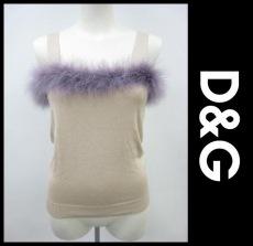 D&G(ディーアンドジー)のキャミソール