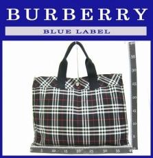 BurberryBlueLabel(バーバリーブルーレーベル)のハンドバッグ