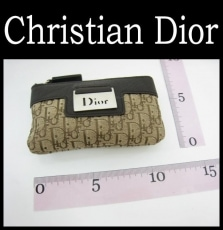 ChristianDior(クリスチャンディオール)のコインケース