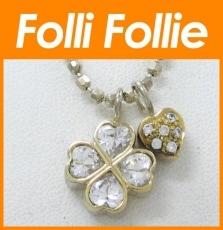 FolliFollie(フォリフォリ)のネックレス
