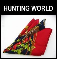 HUNTING WORLD(ハンティングワールド)のスカーフ