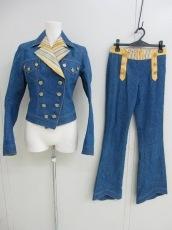 JOHN GALLIANO(ジョンガリアーノ)のレディースパンツスーツ