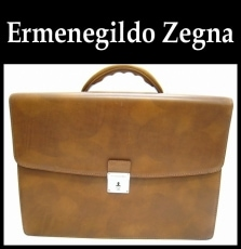 ErmenegildoZegna(ゼニア)のビジネスバッグ