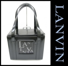 LANVIN(ランバン)のバニティバッグ