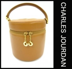 CHARLESJOURDAN(シャルルジョルダン)のバニティバッグ