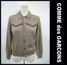 COMMEdesGARCONS(コムデギャルソン)のカーディガン