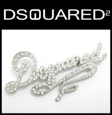 DSQUARED2(ディースクエアード)のブローチ