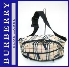 Burberry Blue Label(バーバリーブルーレーベル)のウエストポーチ