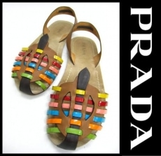 PRADA(プラダ)のサンダル
