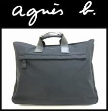 agnes b(アニエスベー)のビジネスバッグ