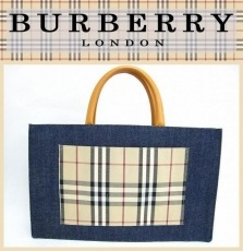 Burberry LONDON(バーバリーロンドン)のトートバッグ