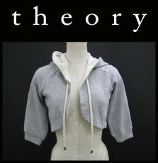 theory(セオリー)のパーカー