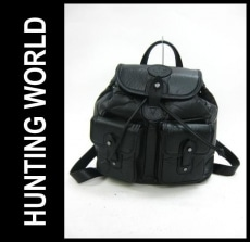 HUNTING WORLD(ハンティングワールド)のリュックサック