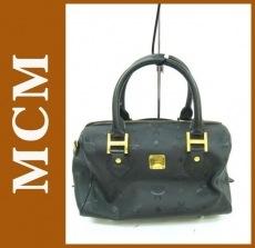 MCM(エムシーエム)のボストンバッグ