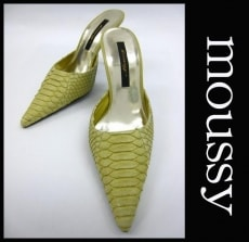 moussy(マウジー)/パンプス