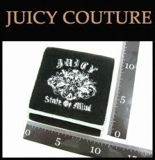JUICY COUTURE(ジューシークチュール)の3つ折り財布